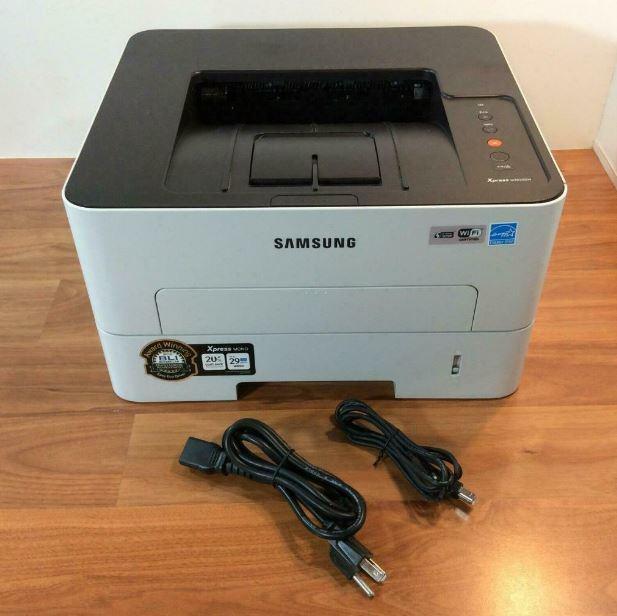 Samsung Xpress M2825DW Laser Printer Review