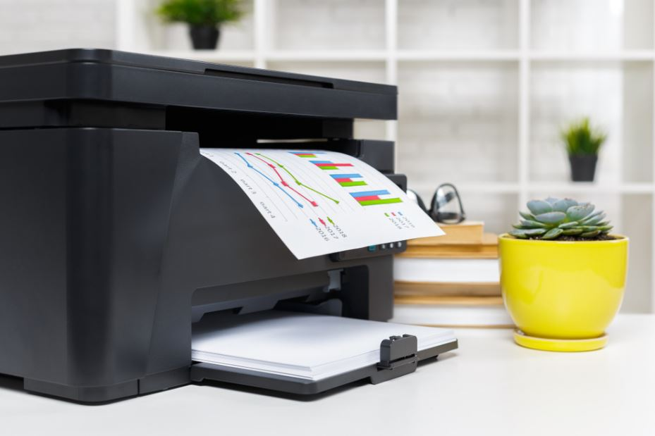 what is the difference between an inkjet printer and a laser printer